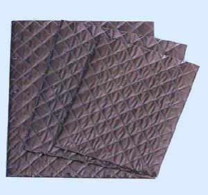 画像3: 保冷袋 キルティング平袋 カラー