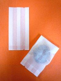 ガス袋 ガセットタイプ 和紙(100枚ロット)送料込